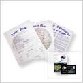 月の土地 カード付DVDセット