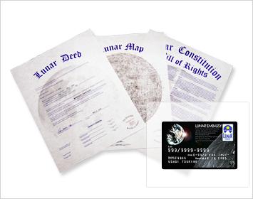 月の土地 カードセット
